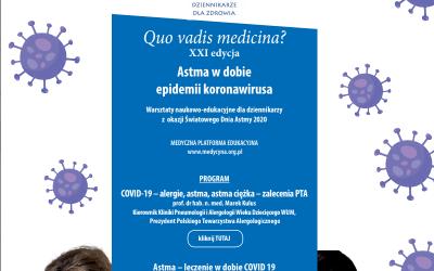 Quo vadis medicina? XXI edycja