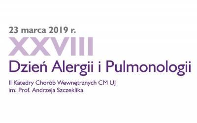 Dzień Alergii i Pulmonologii w Krakowie - 23 marca 2019
